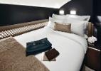 A R$ 256 mil, passagem aérea inclui cama de casal, sala de estar e chuveiro (Foto: Divulgação/Etihad)