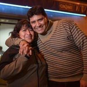 Depois de 30 anos e intensa busca, Diego Belluschi conseguiu se reencontrar com Isabel Guaiquillán, sua mãe biológica