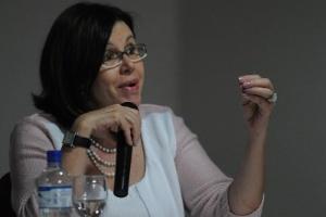 Maria Pilar Lacerda, diretora da Fundação SM e ex-secretária da Educação Básica do MEC
