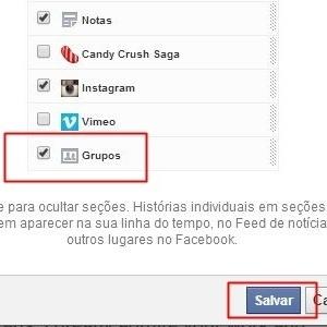 Foto: Facebook: aprenda a ocultar grupos nos quais você participa Se quer ocultar os grupos nos quais participa no Facebook, mesmo dos seus amigos quando estes visitam o seu perfil, Confira o passo a passo. http://go.pwm.pt/1ku4PwX