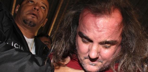 Eduardo Martins, acusado de matar o zelador do prédio onde morava