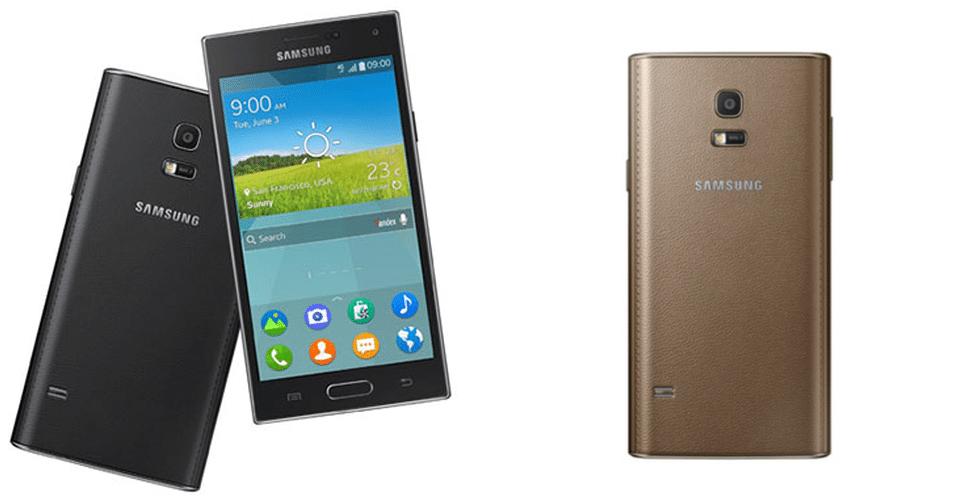 O Samsung Z é o primeiro aparelho da marca a usar o sistema operacional Tizen. Ele estará disponível na Rùssia no segundo semestre deste ano (o país é conhecido por criticar uma suposta falta de privacidade dos softwares Android e iOS). O smartphone Z possui display Super AMOLED, processador quad-core de 2.3GHz e sensor de impressão digital. A câmera traseira é de 8 megapixels e a frontal de 2.1. Não há informações sobre preço