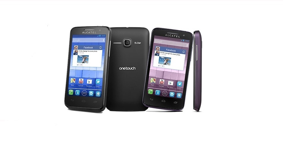 smartphone One Touch M'Pop Àlcatel
