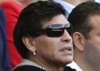 Maradona critica time argentino e diz que sua equipe jogou melhor em 2010 - Ballesteros/Efe