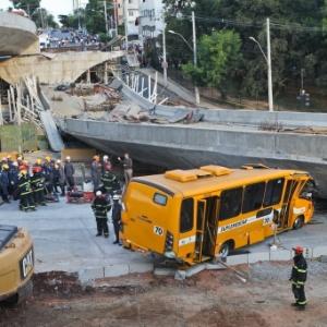 Viaduto desabou no último dia 3 de julho e matou duas pessoas na capital mineira