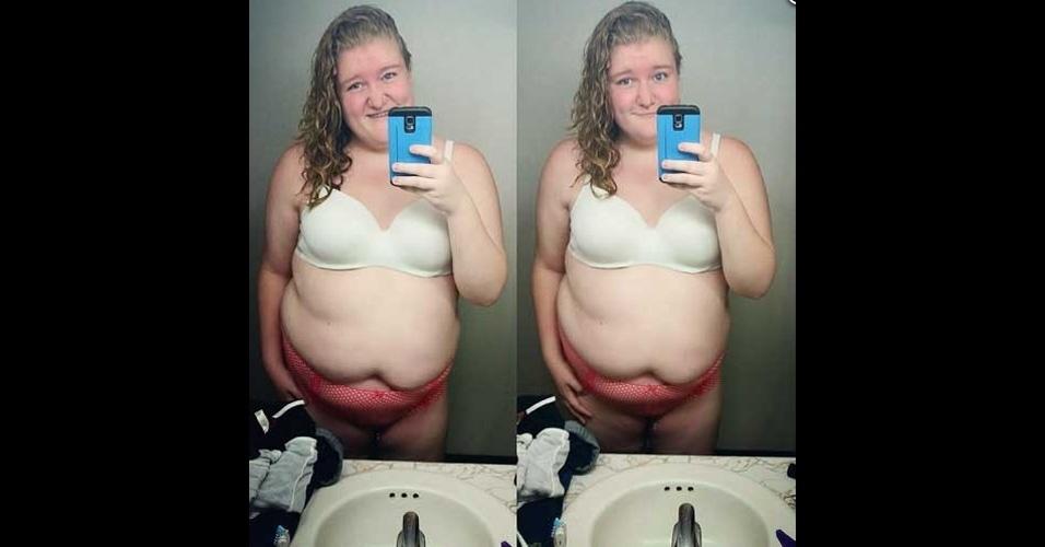 A universitária Samm Newman, 19, teve sua conta no Instagram removida após publicar uma foto em que aparecia de calcinha e sutiã. A história ganhou repercussão, e a rede social de fotos publicou novamente o perfil e admitiu ter cometido um erro