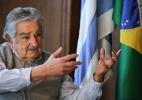 'Impeachment não faz bem à imagem do Brasil', diz ex-presidente uruguaio Mujica (Foto: Sergio Lima/Folhapress)