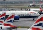 Fumaça a bordo: cheiro de maconha interrompe voo entre Inglaterra e Grécia - Andy Rain/EFE