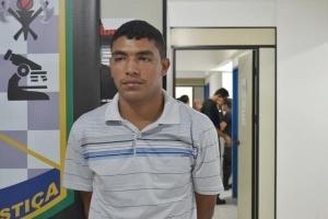 Carlos Alberto da Silva Júnior, 23, foi solto por engano no presídio Baldomero Cavalcanti de Oliveira, em Maceió