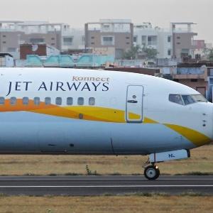 A companhia aérea indiana Jet Airways é a segunda maior do país