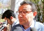 Nunca acreditei na candidatura do Romário, diz presidente do PSB - Pedro Ladeira/Folhapress