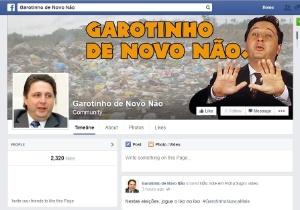 Reprodu��o/Facebook