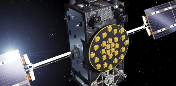 Satélites do sistema de navegação geoespacial Galileu entraram em órbita errada