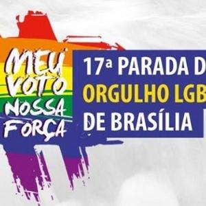Brasília terá Parada Gay no dia 7 de setembro