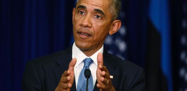"""Obama diz que EUA vão """"destruir"""" o Estado Islâmico"""
