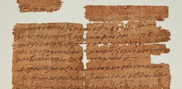 Fragmento indica que cristãos adotaram costume egípcio de usar amuletos contra perigos