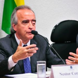 Nestro Cerveró, ex-diretor da Petrobras