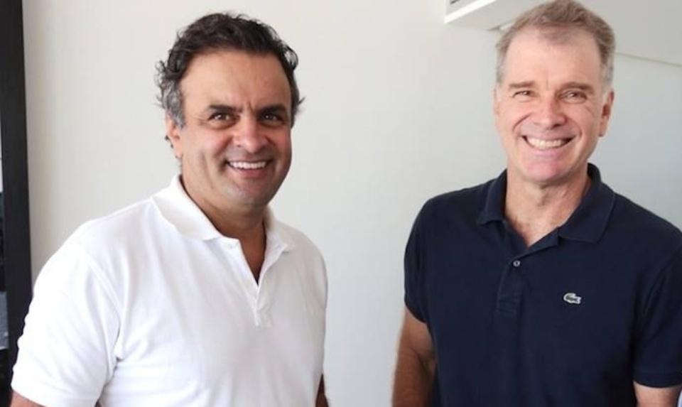 O técnico de vôlei Bernardinho já declarou que irá votar em Aécio Neves (PSDB) no pleito presidencial. No ano passado, o tucano até tentou convencer o esportista a disputar o governo fluminense, o que não se concretizou