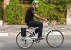 Empresas vendem bike elétrica para motoristas que querem fugir do trânsito