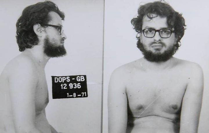 Raul Amaro Nin Ferreira, militante torturado e morto aos 27 anos dentro do HCE (Hospital Centro do Exército), no Rio de Janeiro, durante a ditadura militar
