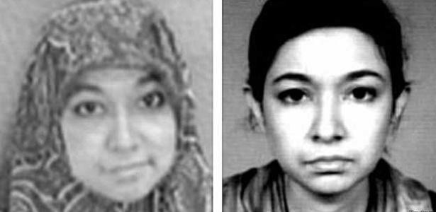 Neurocientista Aafia Siddiqui nasceu no Paquistão e viveu nos EUA nos anos 1990