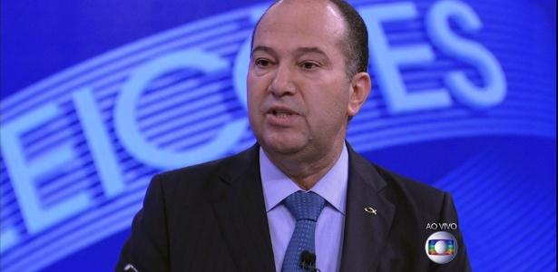Pastor Everaldo (PSC) concorreu à Presidência da República em 2014