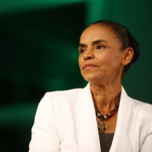 7.out.2014 - Antes favorita, Marina Silva, candidata do PSB, terminou a disputa à Presidência da República em terceiro lugar, com 22,1 milhões de votos