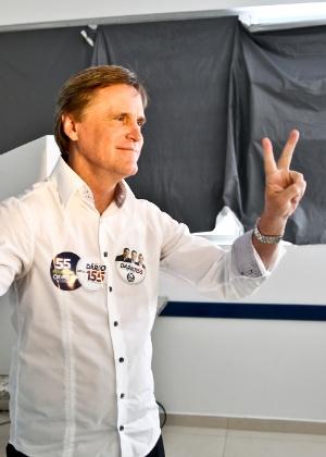 Senador Dario Berger (PMDB-SC) foi condenado por show fantasma