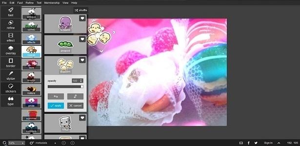 Pixlr Desktop ajuda a fazer edição simples de imagem no computador