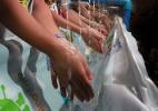 Pesquisa: falta de sabão em escolas públicas dificulta higiene
