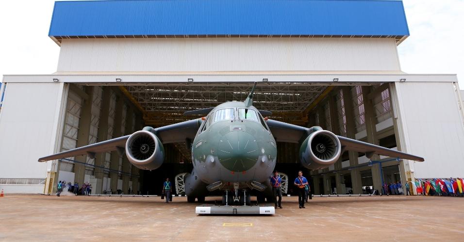 Oriente Médio é promissor para o KC-390
