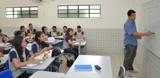 A escola foi considerada a instituição estadual com a maior média no Enem 2012 do Piauí