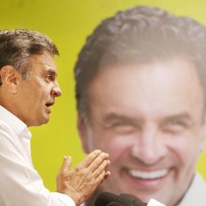 Candidato do PSDB à Presidência, Aécio Neves (PSDB)