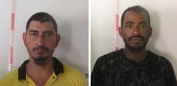 Dupla é presa acusada de castrar homem para roubar R$ 400