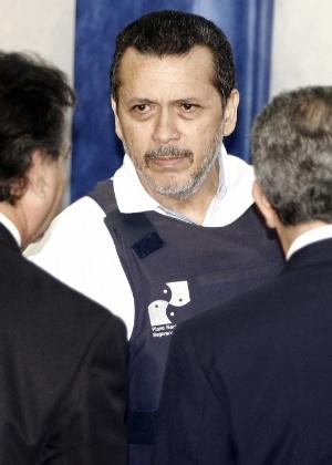 O ex-policial civil João Arcanjo Ribeiro, o Comendador Arcanjo, em foto de 2006