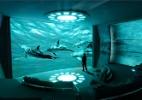 Iate de 150 metros terá cinema gigante para filmes e cena submarina ao vivo