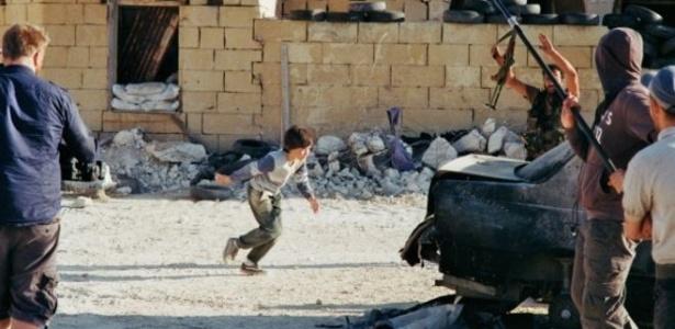 Cineastas lançam filme curto sobre a Síria na internet e não deixam claro que é ficção
