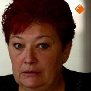 A holandesa Monique foi buscar a filha na Síria