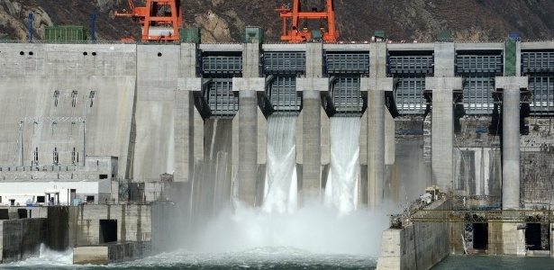 Unidade hidrelétrica gerou polêmica por seu impacto ambiental