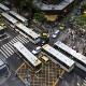 BRT x VLT: Crivella e Freixo divergem em prioridades para transporte no Rio - Bruno de Lima/Agência O Dia/Estadão Contéudo