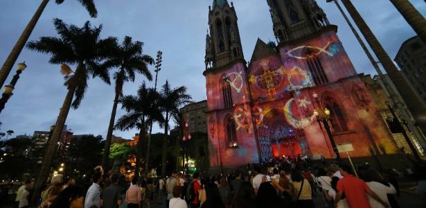 Catedral da Sé recebe Natal Iluminado com Orquestra Sinfônica Heliópolis