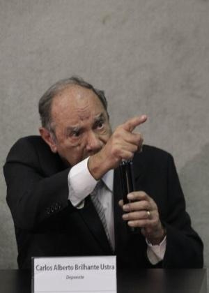 Morreu nesta quinta-feira (15) Carlos Alberto Brilhante Ustra, acusado de torturas durante a ditadura militar