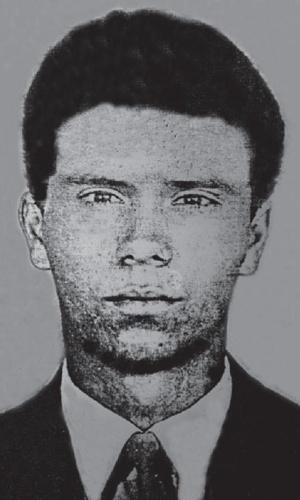 9.dez.2014 - Paulo Torres Gonçalves é um dos desaparecidos políticos do Rio de Janeiro que, segundo o secretário-executivo da CNV, André Saboia, havia sido enterrados como indigentes em cemitérios cariocas entre 1969 e 1971. O anúncio foi feito junto com a divulgação da localização de indícios do corpo de Stuart Angel