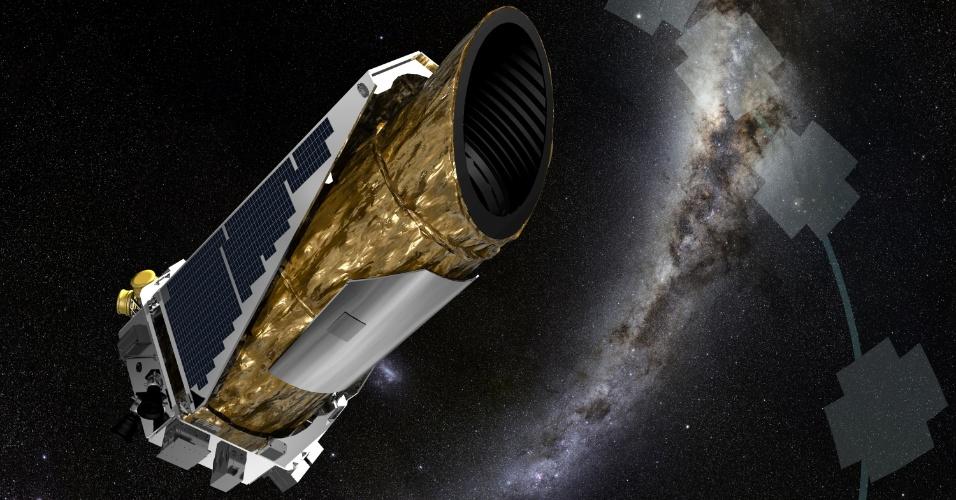 Mundo novo e vida espacial - Magazine cover