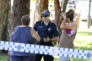 Polícia isola área da casa onde foram encontradas oito crianças mortas; mãe é única suspeita do crime