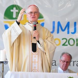 Cardeal Dom Odilo Scherer, arcebispo de São Paulo