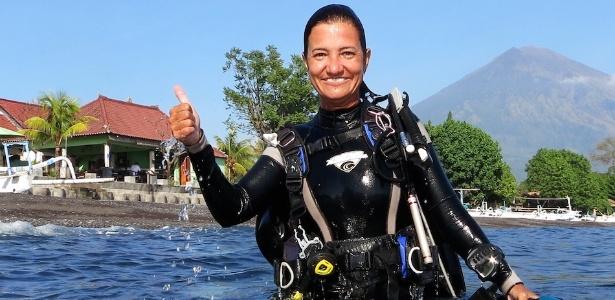 Karina Dubeux lançou há alguns anos um livro no qual contou sua experiência no tsunami