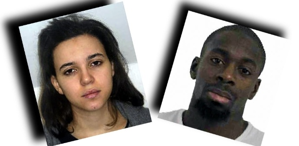 Hayat Boumeddiene, a parceira de Amedy Coulibaly, é o principal alvo da polícia francesa