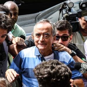 Ex-diretor de Abastecimento da Petrobras, Nestor Cerveró