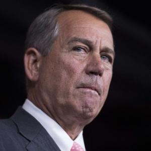 Para garçom, John Boehner (foto) teve relação com sua demissão de restaurante em Cincinnati